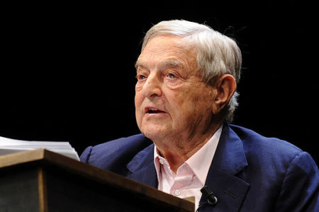 Judicial Watch Sues For George Soros' Funding Records
