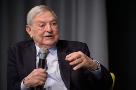 "Christian Leaders Warn of Soros-Funded ""Hijack"" of Christian Left"